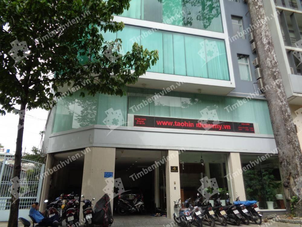 Trung Tâm Tạo Hình Thẩm Mỹ Bác Sĩ Nguyễn Thành Nhân - Cổng chính