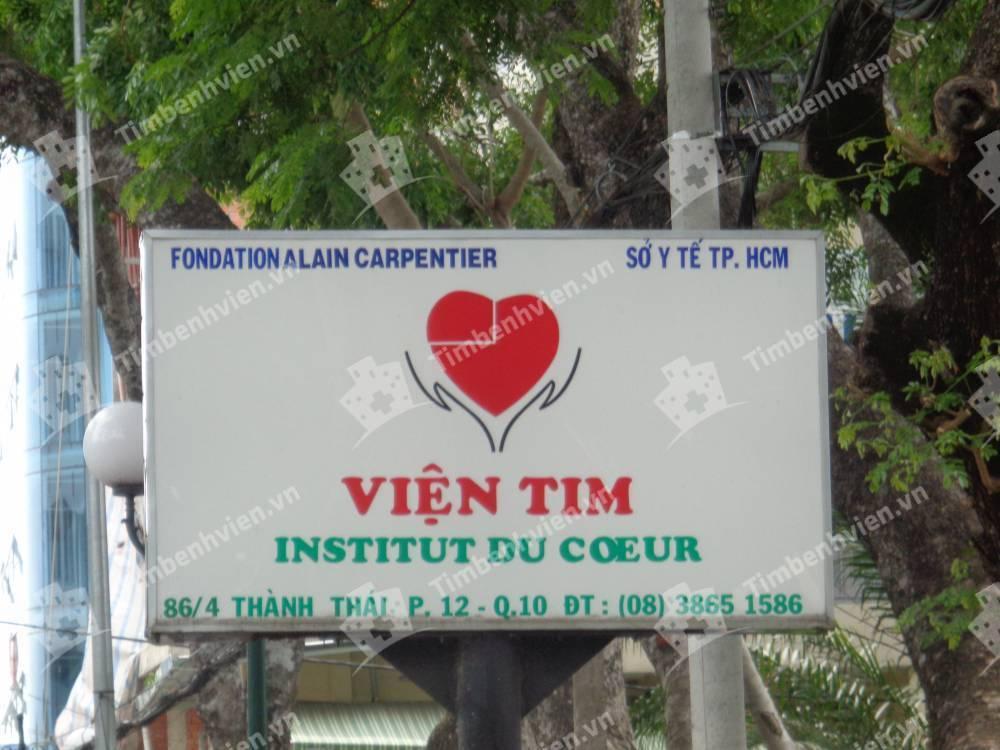 Viện Tim Thành phố Hồ Chí Minh