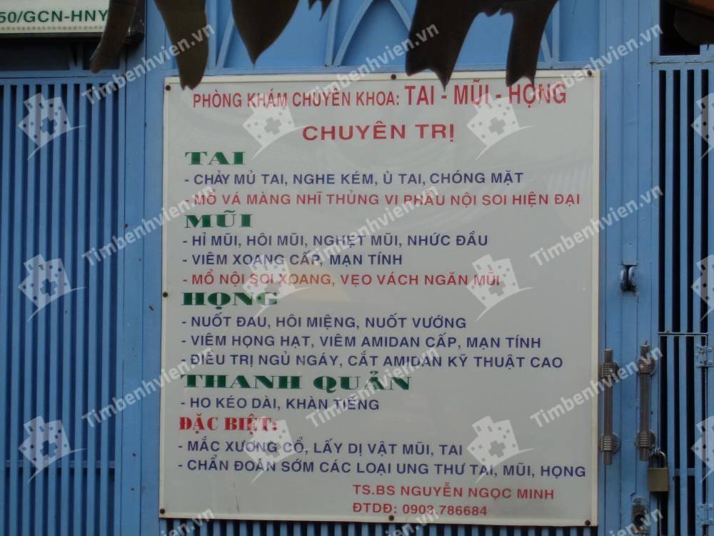 Phòng khám chuyên khoa Tai Mũi Họng