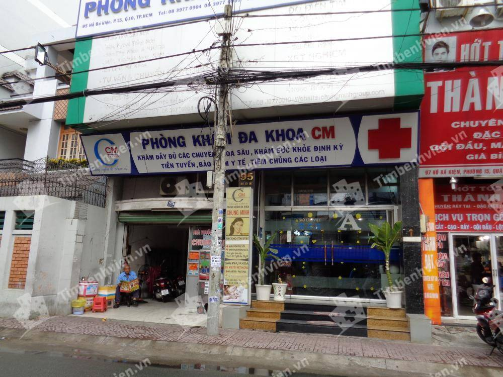 Phòng Khám Đa Khoa Quốc Tế Chung Minh