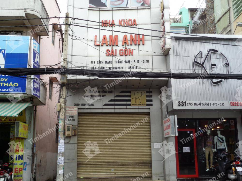 Nha Khoa Lam Anh Sài Gòn