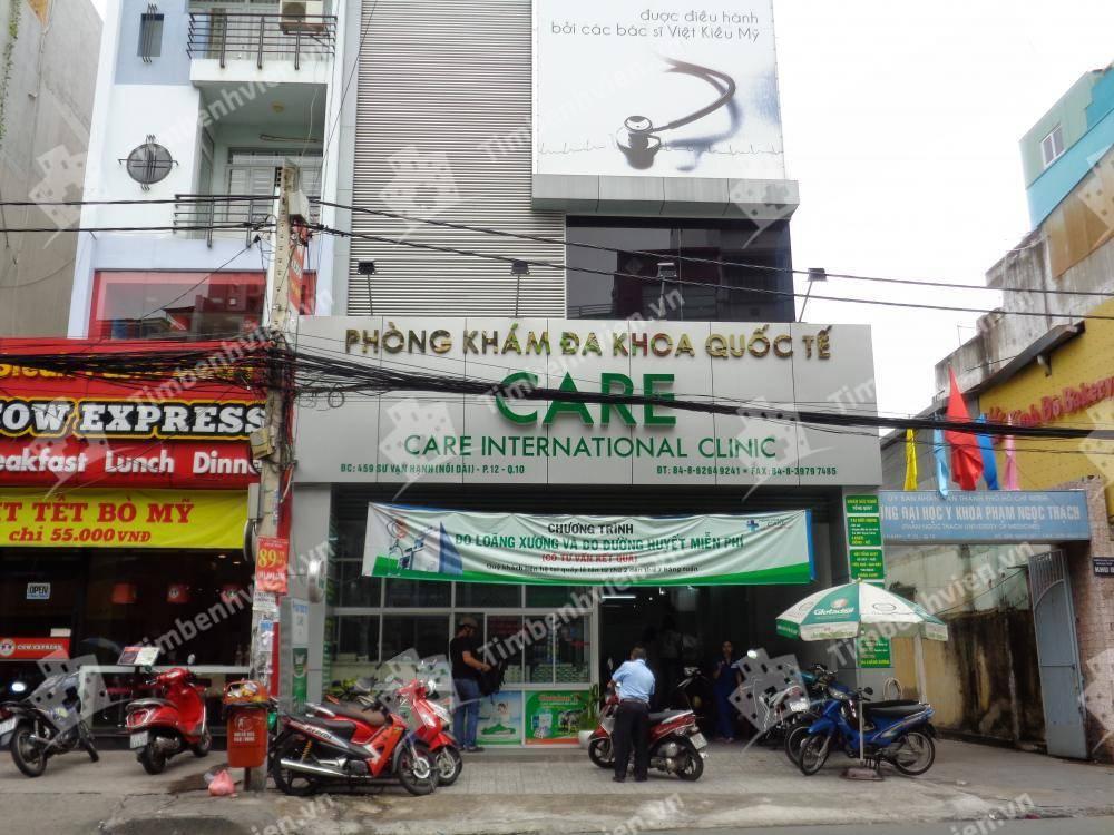 Phòng khám đa khoa Care