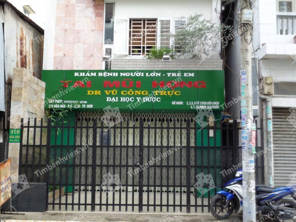 Phòng Khám Chuyên Khoa Tai Mũi Họng - BS. Vũ Công Trực