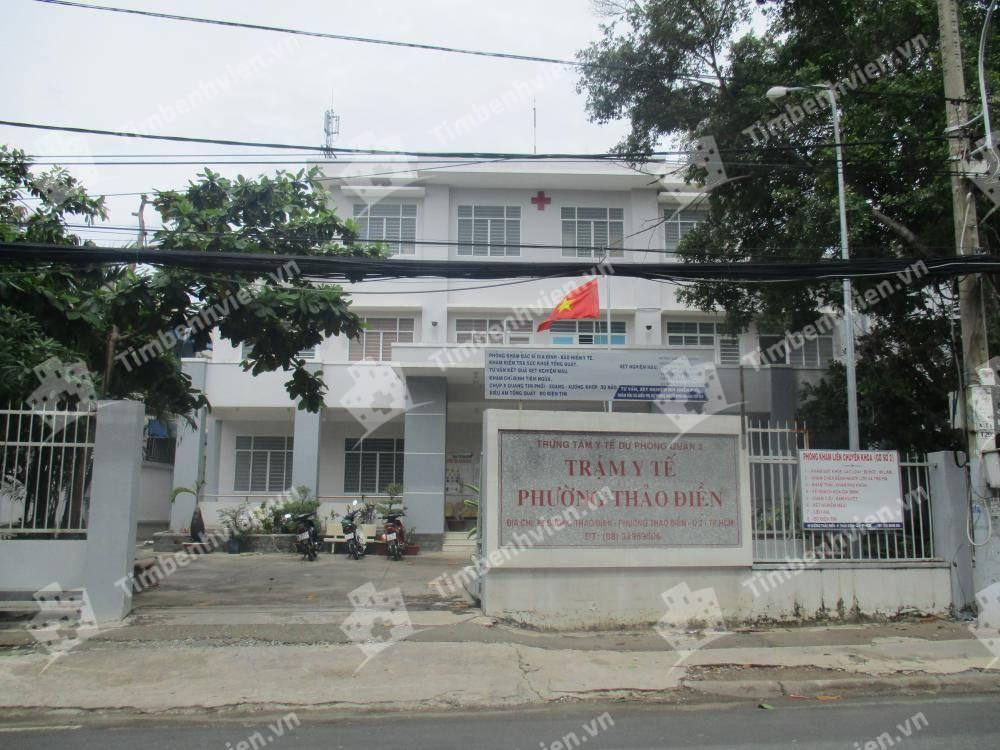 Trạm Y Tế Phường Thảo Điền Quận 2