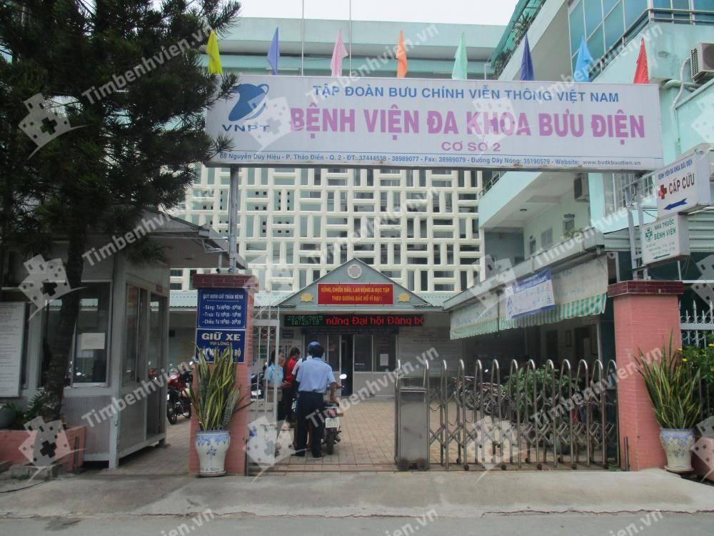 Bệnh Viện Đa Khoa Bưu Điện