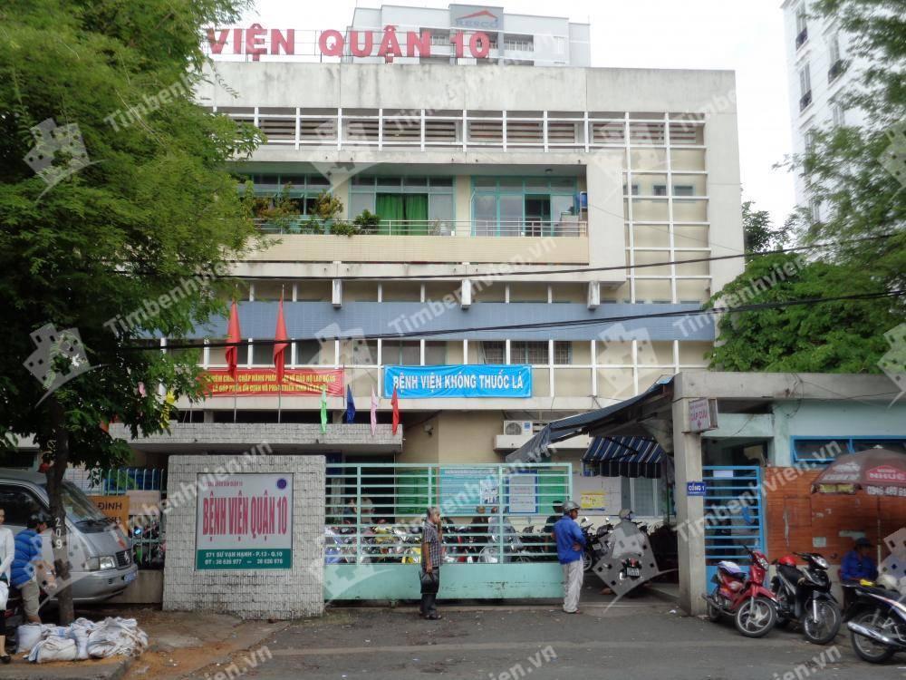 Bệnh Viện Quận 10