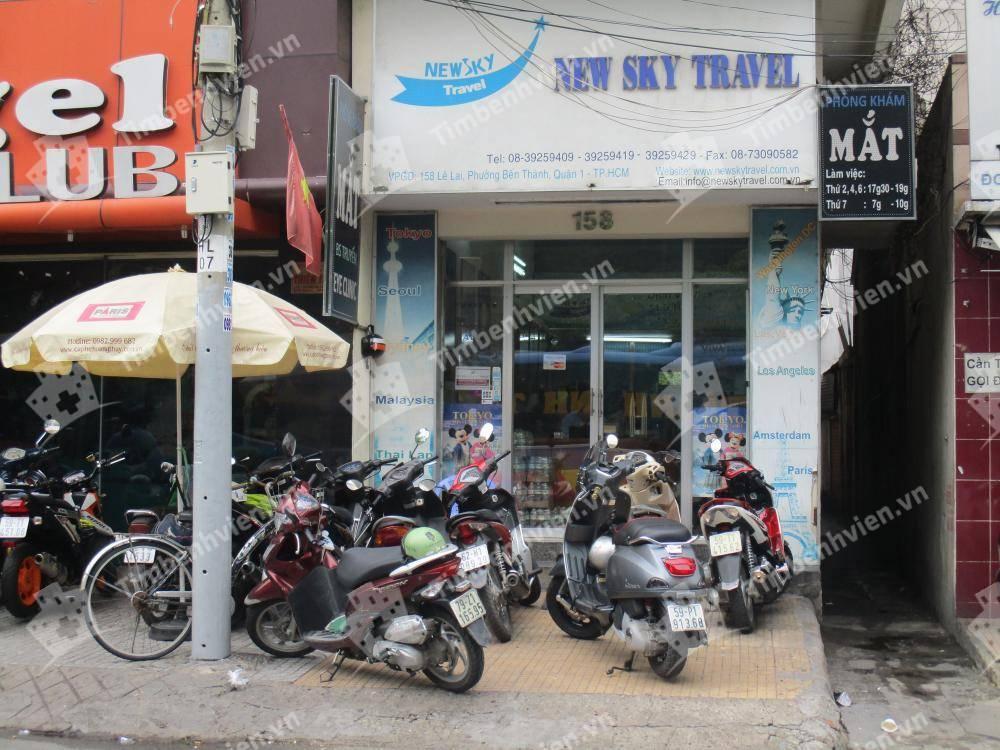 Phòng khám Mắt - BS Nguyễn Chí Trung Thế Truyền - Cổng chính