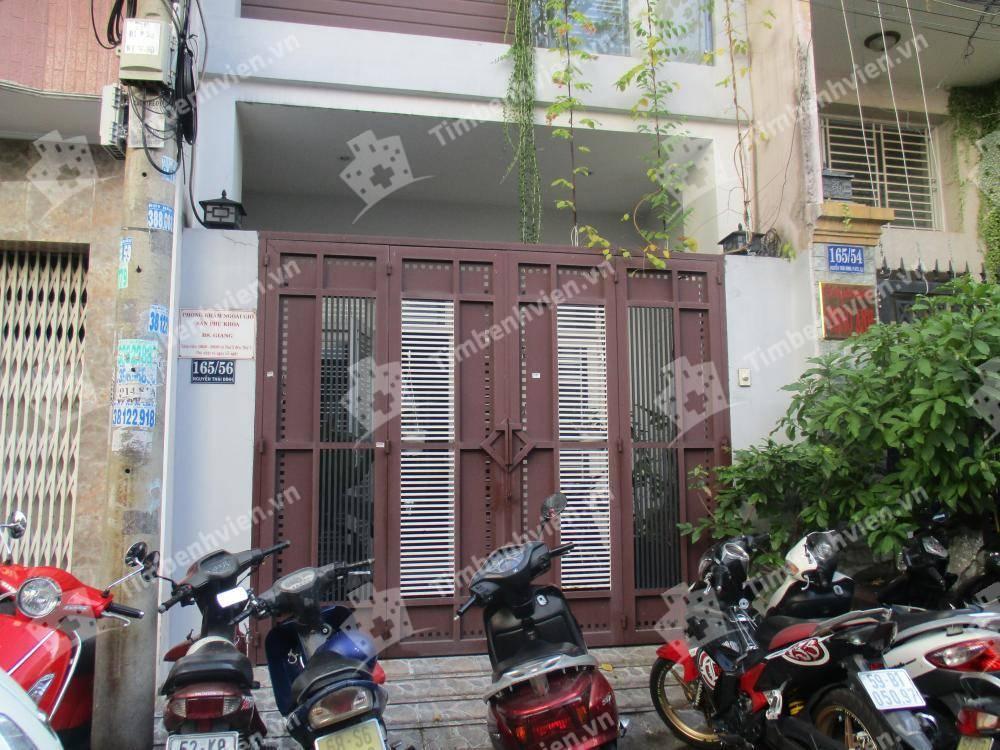 Phòng khám Sản phụ khoa - BS Bùi Trúc Giang