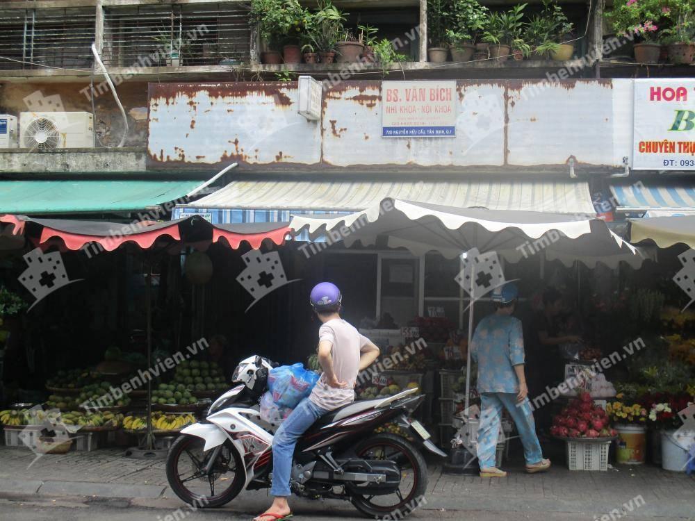 Phòng khám Nhi & Nội Khoa - BS Văn Bích