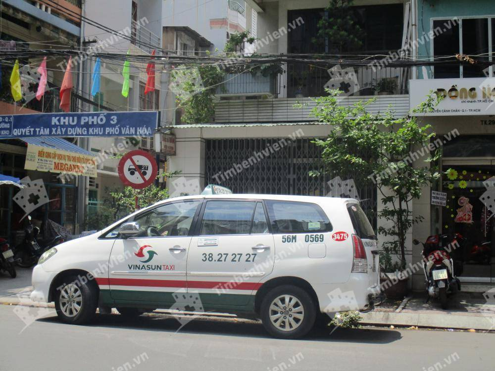 Phòng Khám Chuyên Khoa Nội Tổng Hợp - BS Nguyễn Nẫm - Cổng chính