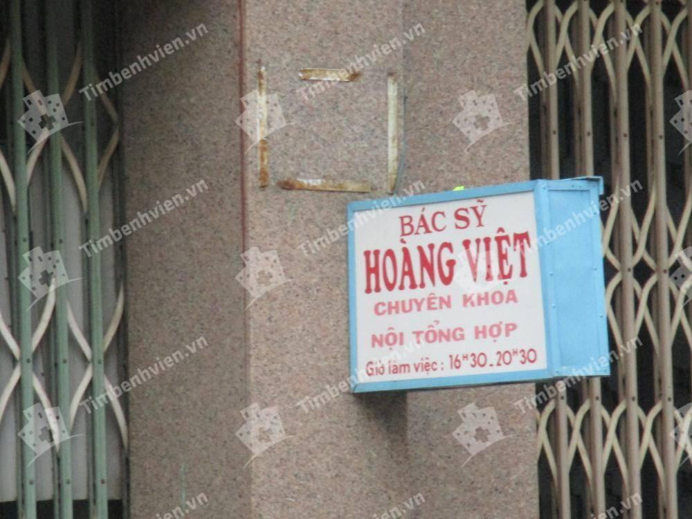 Phòng Khám Chuyên Khoa Nội Tổng Hợp - BS Hoàng Việt
