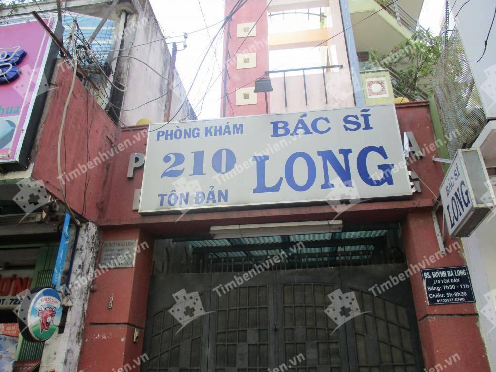 Phòng khám chuyên khoa Da liễu - BS. Huỳnh Bá Đường Long