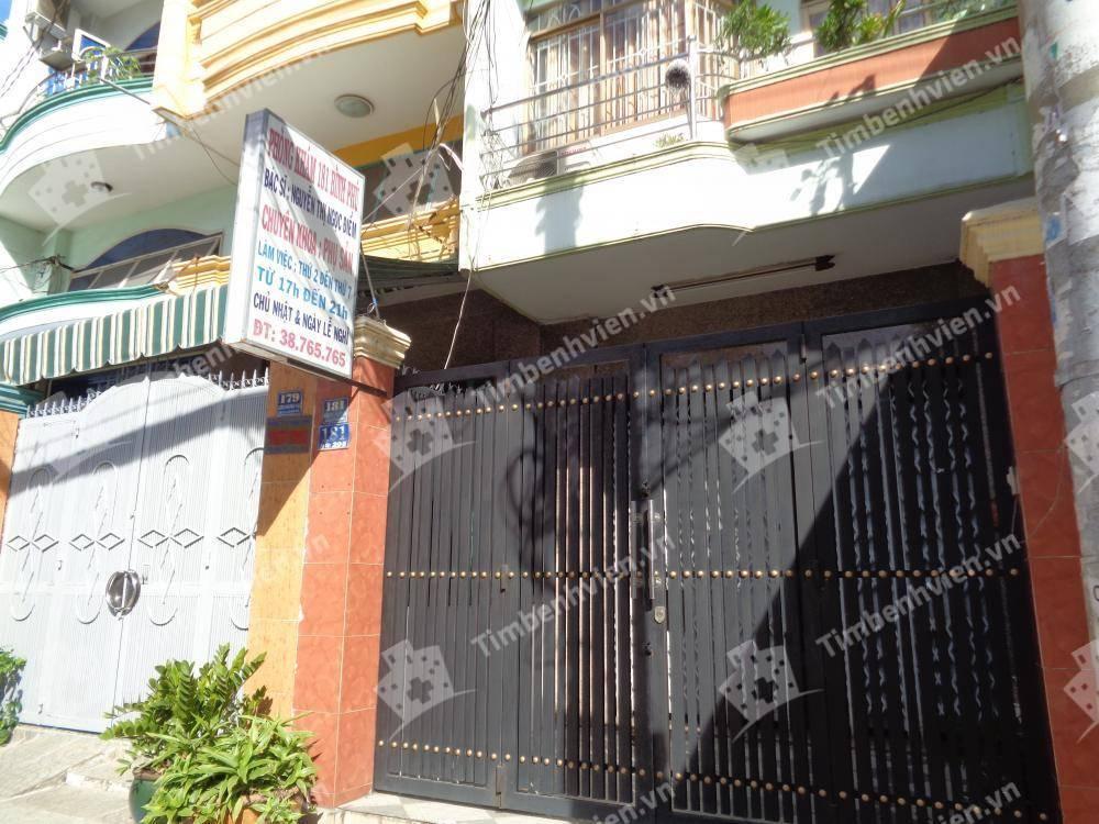 Phòng khám chuyên khoa Phụ sản - BS Nguyễn Thị Ngọc Điểm
