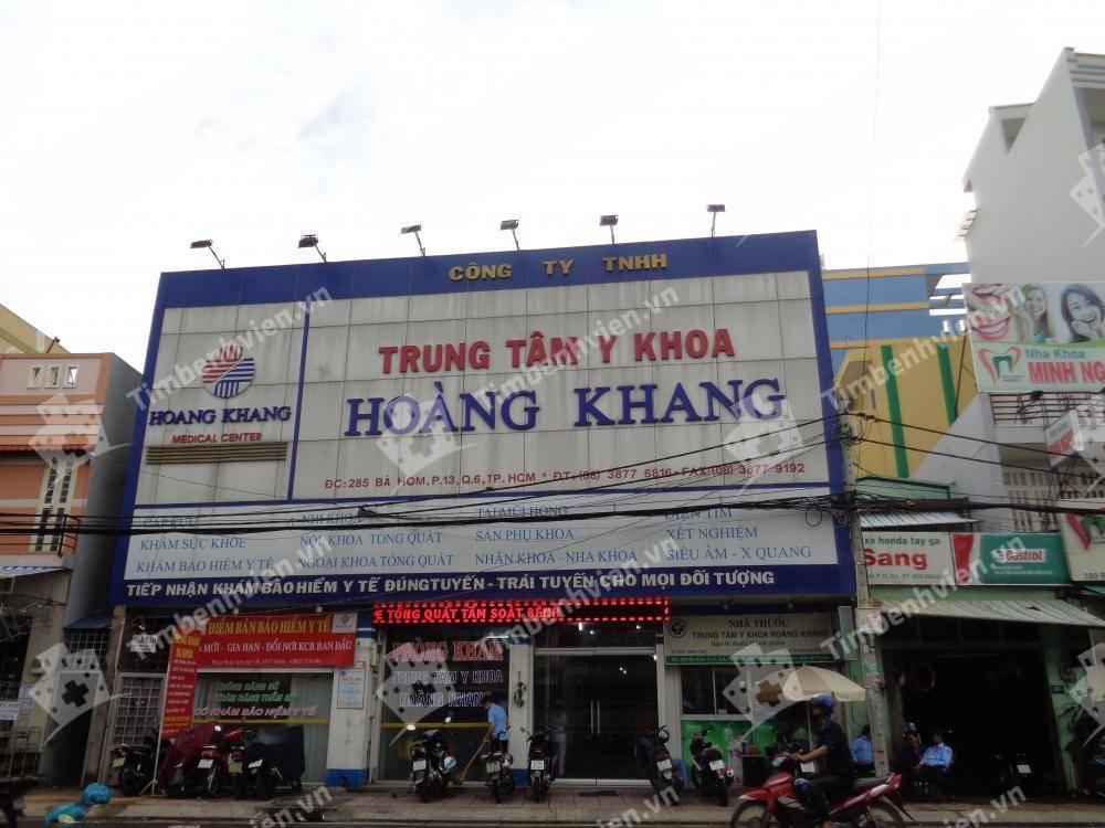 Trung Tâm Y Khoa Hoàng Khang