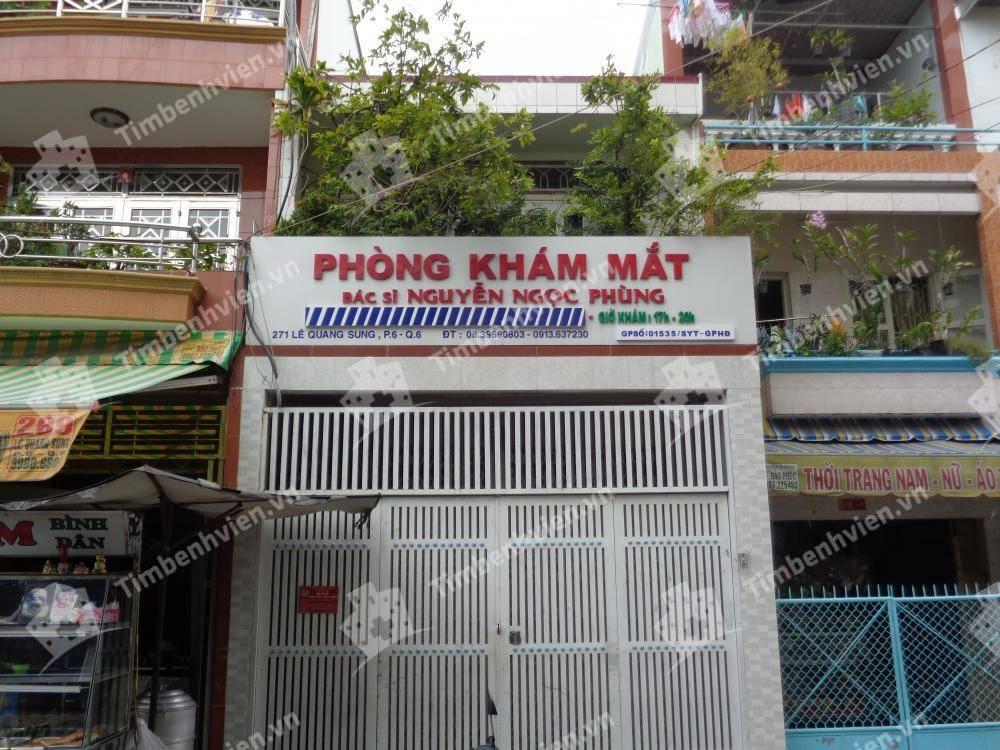 Phòng khám Mắt - BS Nguyễn Ngọc Phùng