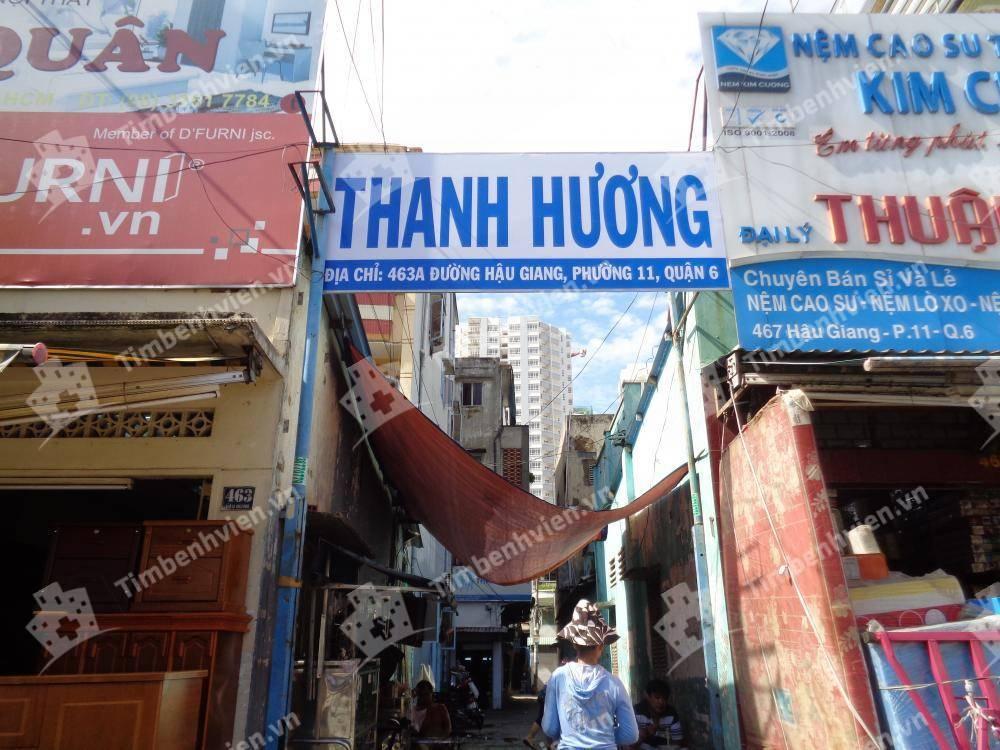 Nha Khoa Thanh Hương