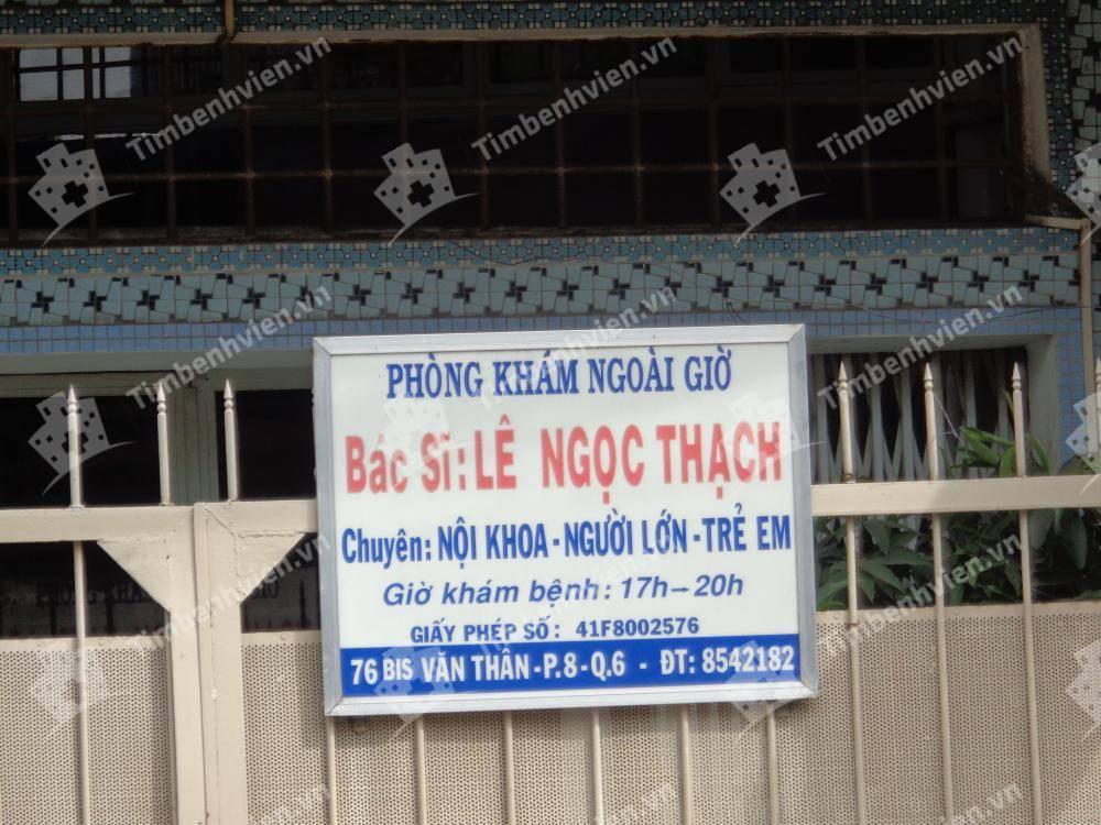 Phòng Khám Chuyên Khoa Nội Tổng Hợp - BS Lê Ngọc Thạch