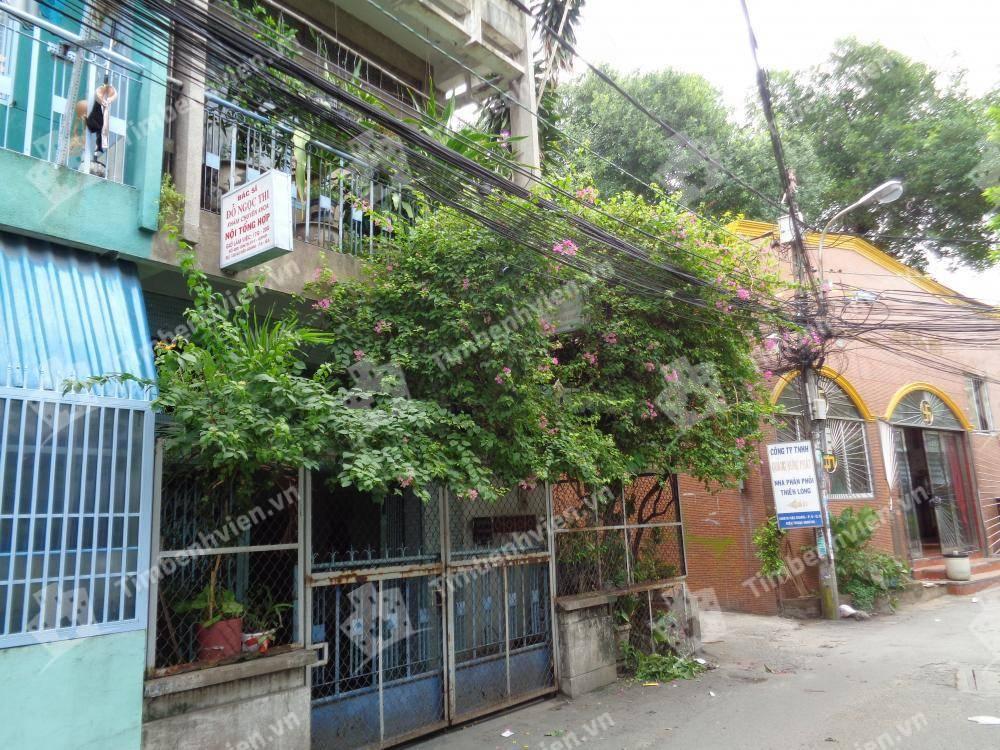 Phòng Khám Chuyên Khoa Nội Tổng Hợp - BS Đỗ Ngọc Thi - Cổng chính