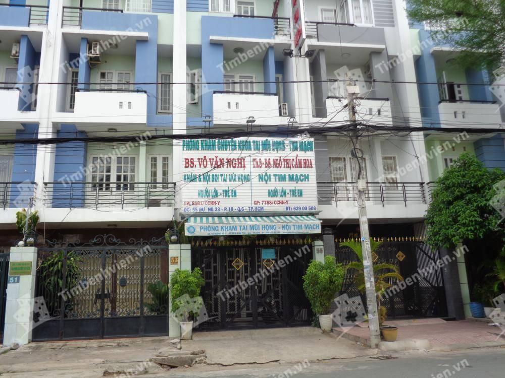 Phòng Khám Chuyên Khoa Tai Mũi Họng (BS Nghị) - Tim Mạch (BS Hoa)