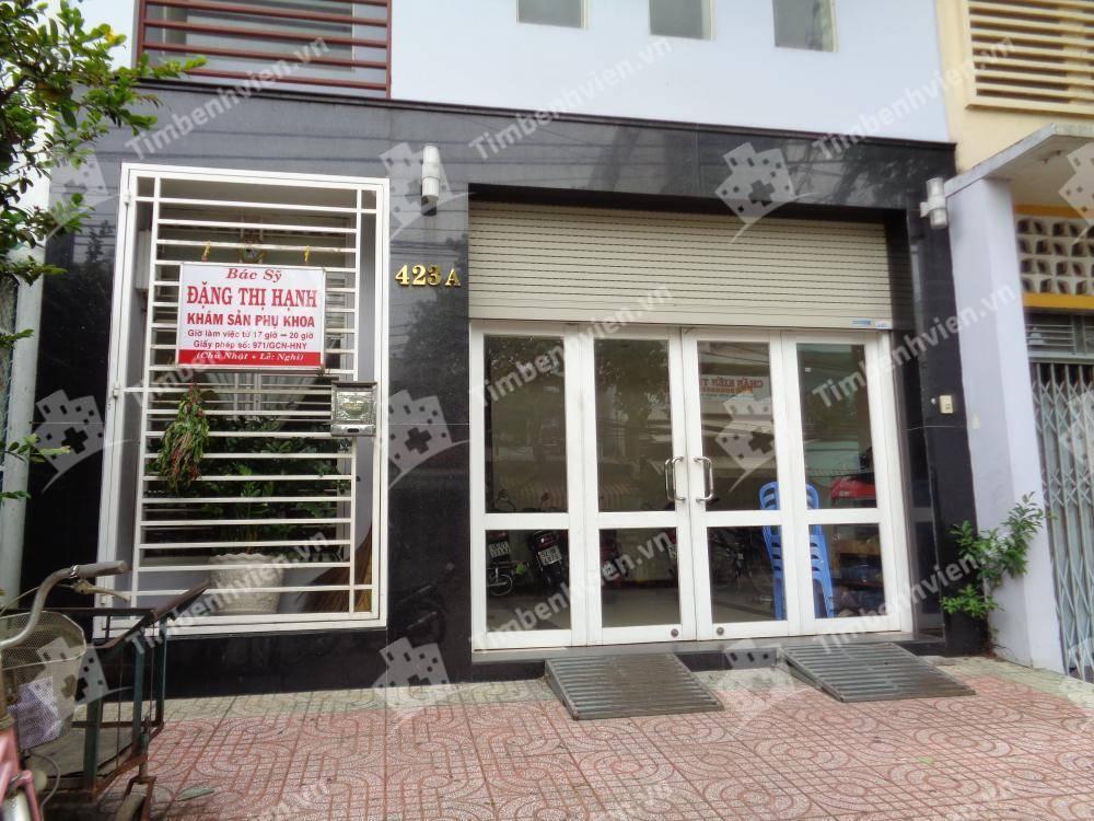 Phòng Khám Chuyên Khoa Sản - BS Đặng Thị Hạnh