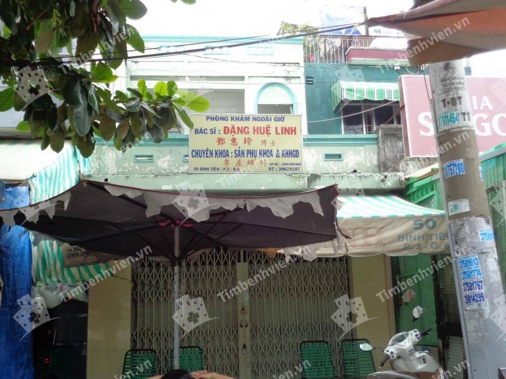 Phòng khám sản phụ khoa & KHHGĐ - BS Đặng Huệ Linh