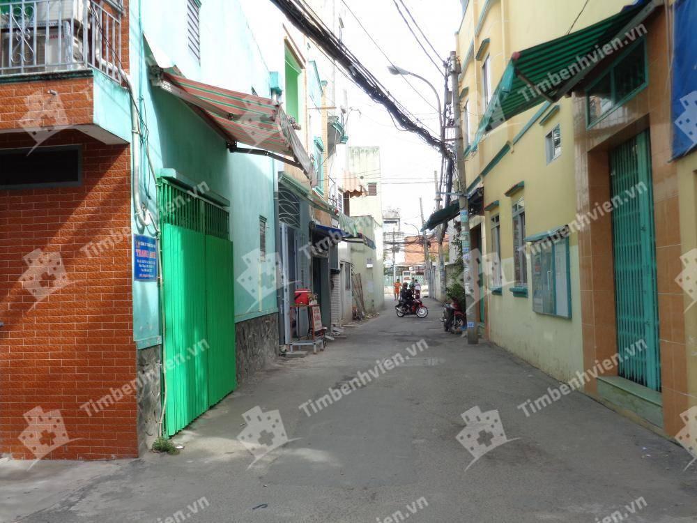 Phòng khám chuyên khoa Nhi & Dinh Dưỡng - BS Nguyễn Thị Hoa