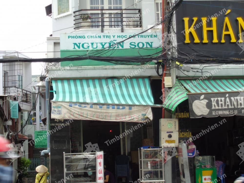 Phòng chẩn trị y học cổ truyền Nguyễn Sơn