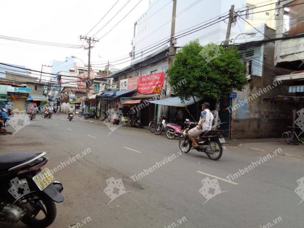 Phòng khám chuyên khoa Nhi - BS Nguyễn Tiến Thạch
