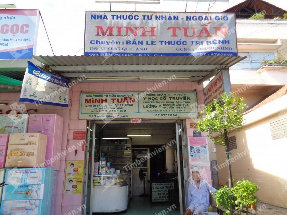 Phòng Khám Chuyên Khoa Nội Tổng Hợp - BS Nguyễn Minh Tuấn