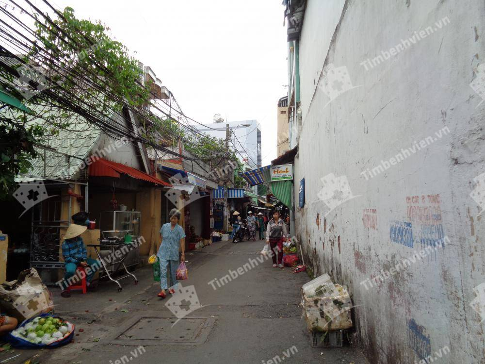Phòng Khám Chuyên Khoa Nội Tổng Hợp - BS Trần Thị Thủy Trinh