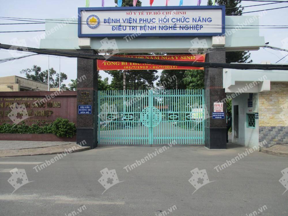 Bệnh Viện Điều Dưỡng Phục Hồi Chức Năng - Điều Trị Bệnh Nghề Nghiệp (khu B)