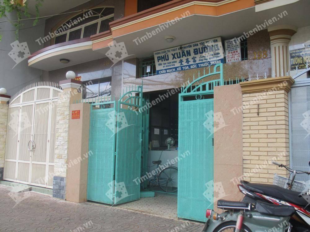 Phòng Chẩn Trị Cổ Truyền Y Học Dân Tộc Phú Xuân Đường