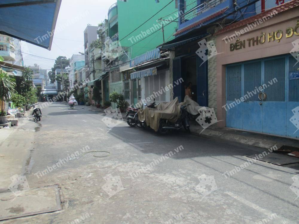 Phòng khám chuyên khoa Ngoại BS Phạm Văn Kiên - Phụ khoa BS Huỳnh Thị Thu Thủy