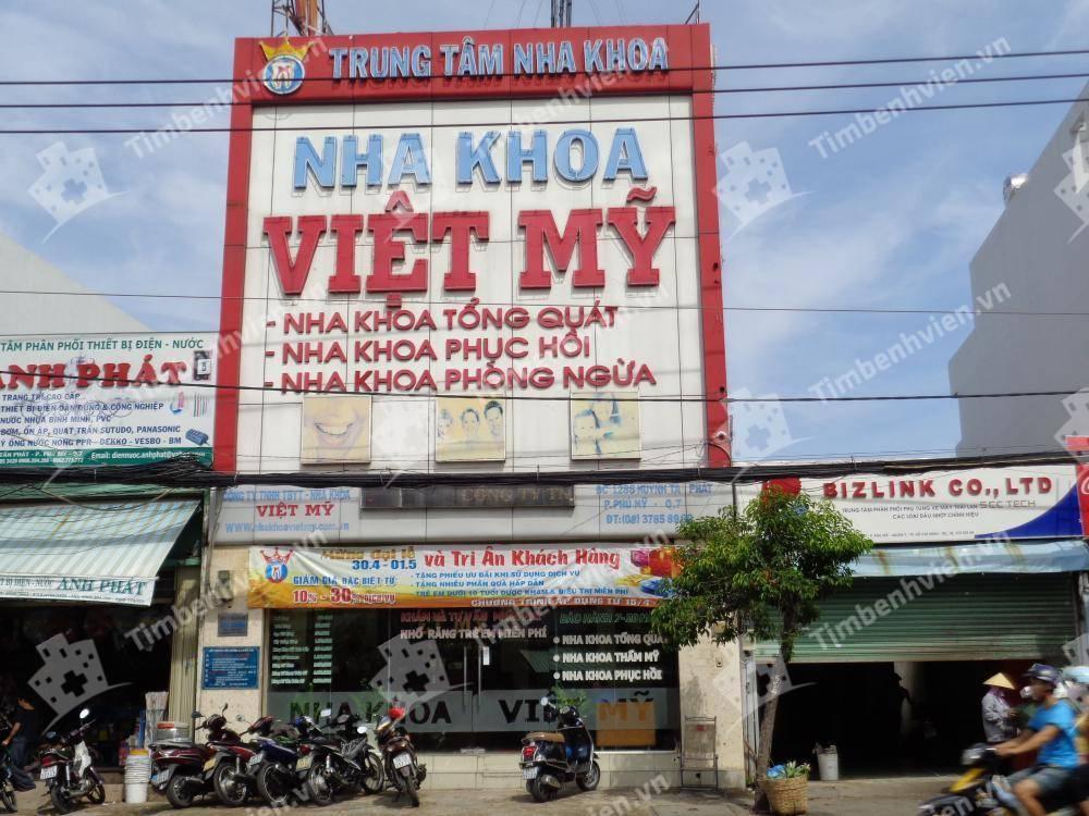 Nha khoa Việt Mỹ - CS Quận 7