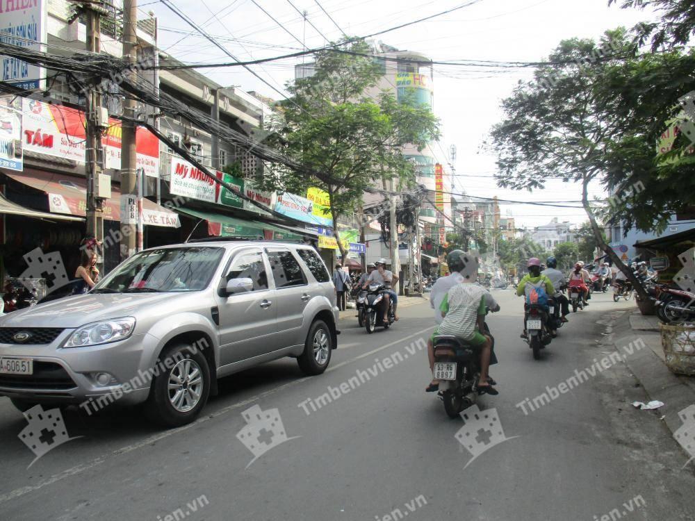 Phòng khám chuyên khoa Sản phụ khoa - BS. Nguyễn Ngọc Điệp