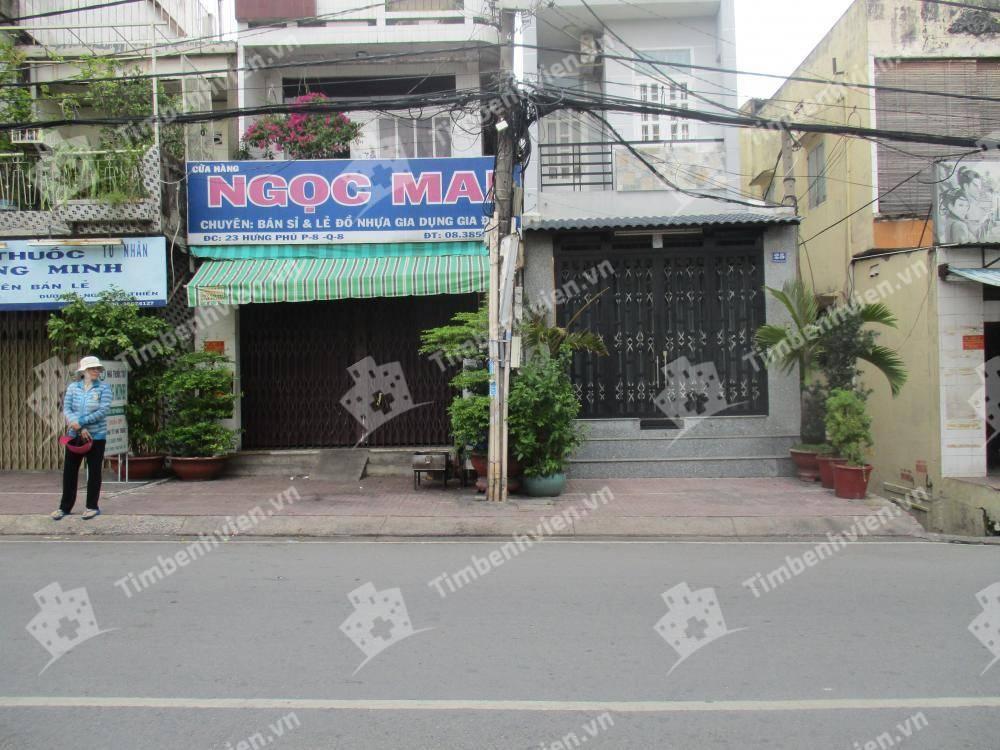 Phòng Khám Chuyên Khoa Nội Tổng Hợp - BS. Võ Văn Hùng