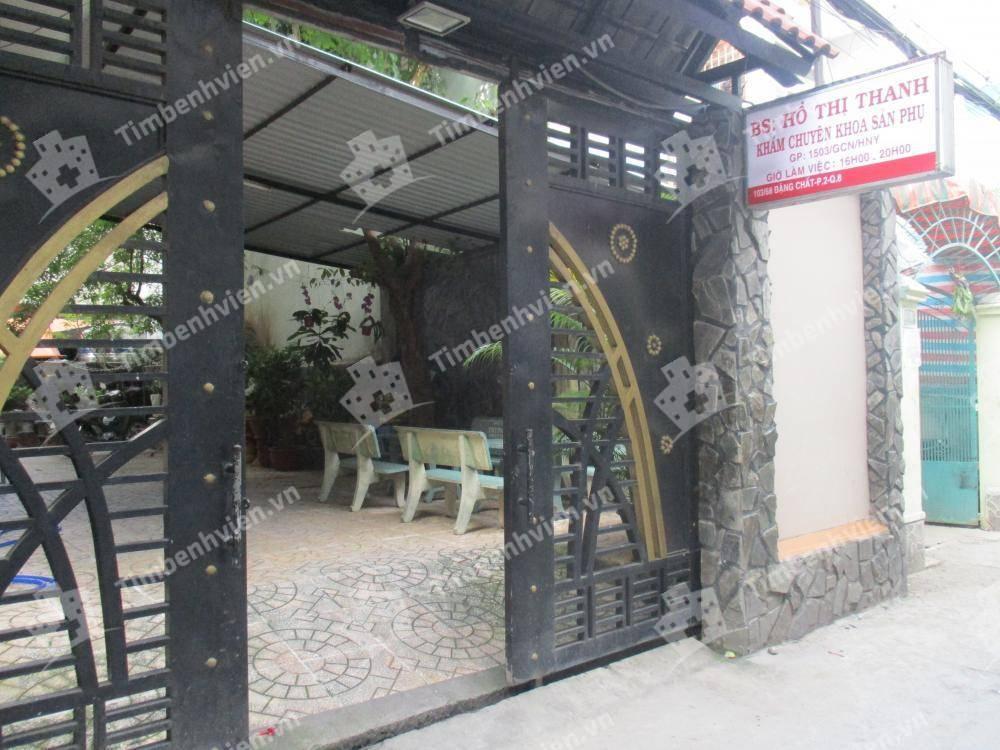 Phòng khám chuyên phụ khoa - BS. Hồ Thị Thanh
