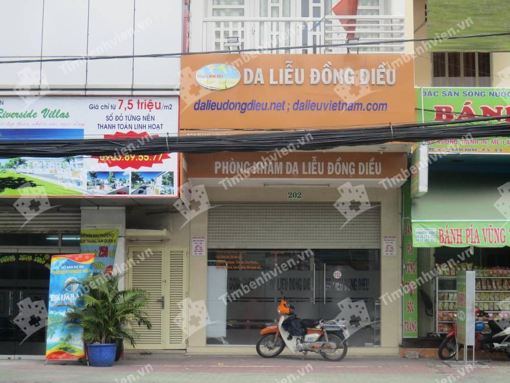 Phòng khám Da Liễu Đồng Diều - Cổng chính
