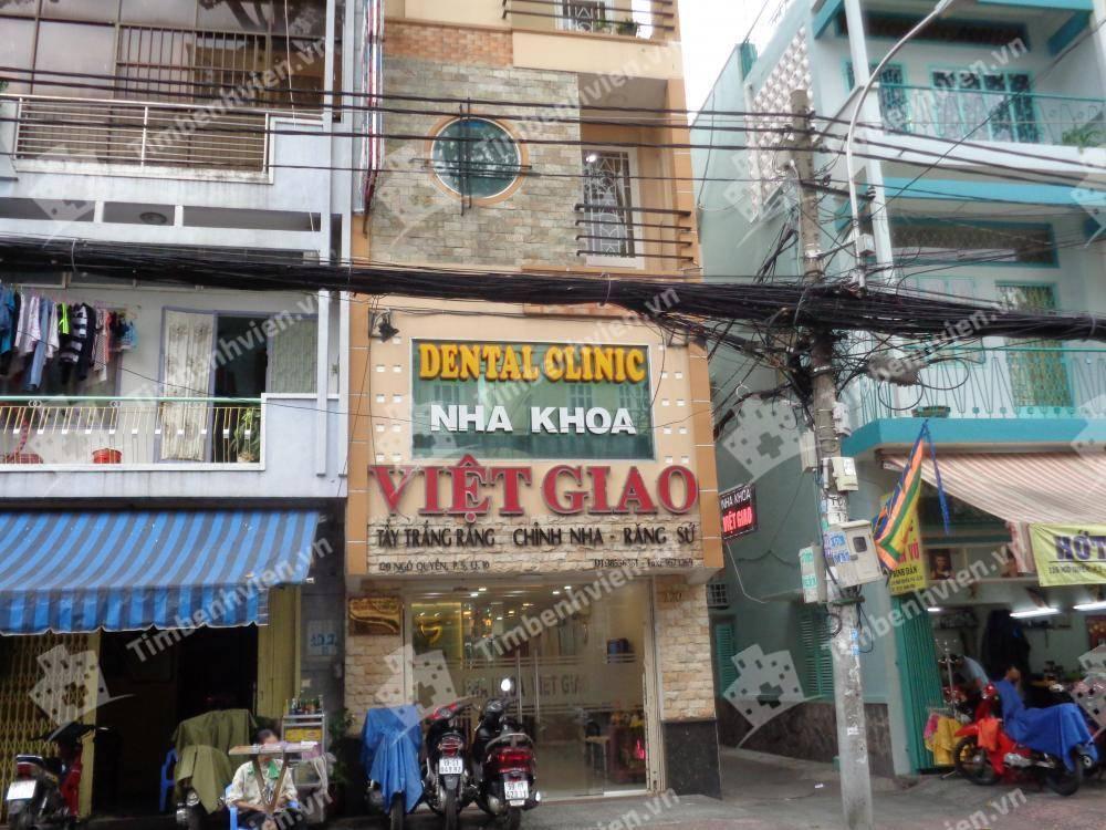 Chi nhánh Nha khoa Việt Giao - Cổng chính