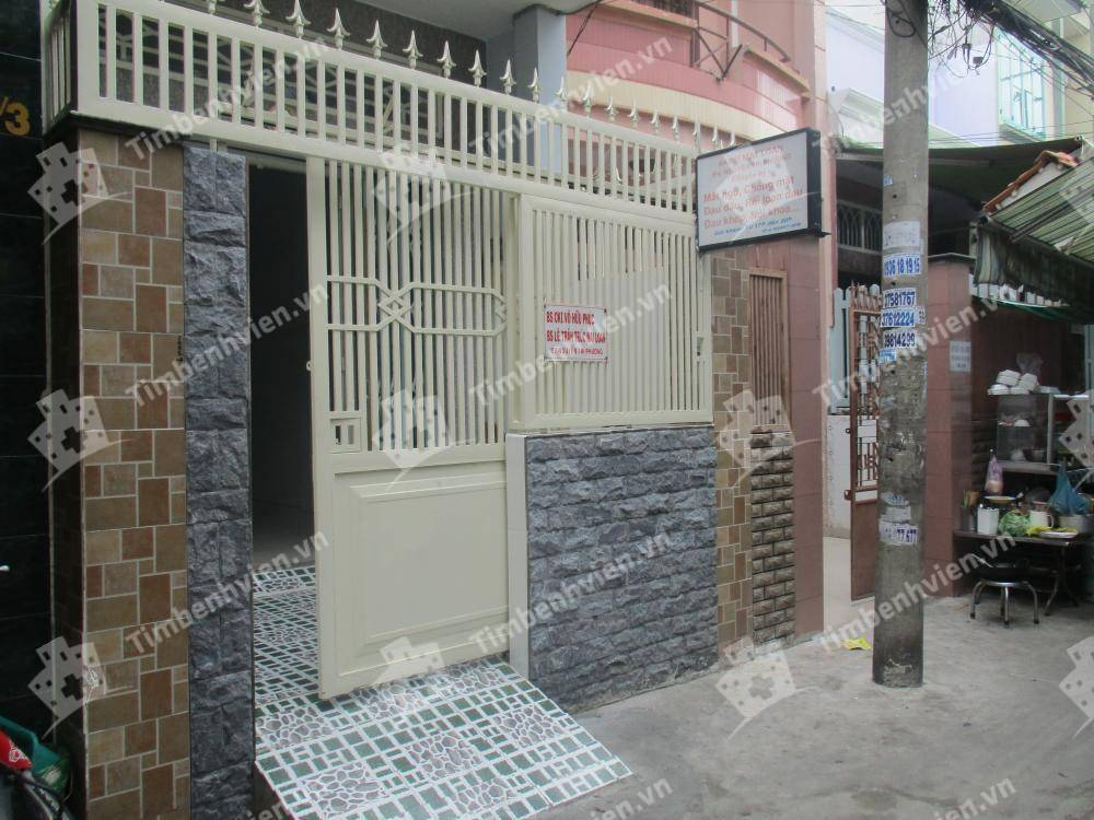 Phòng Khám Chuyên Khoa Nội Tổng Hợp - BS. Lê Trần Trúc Mai Loan