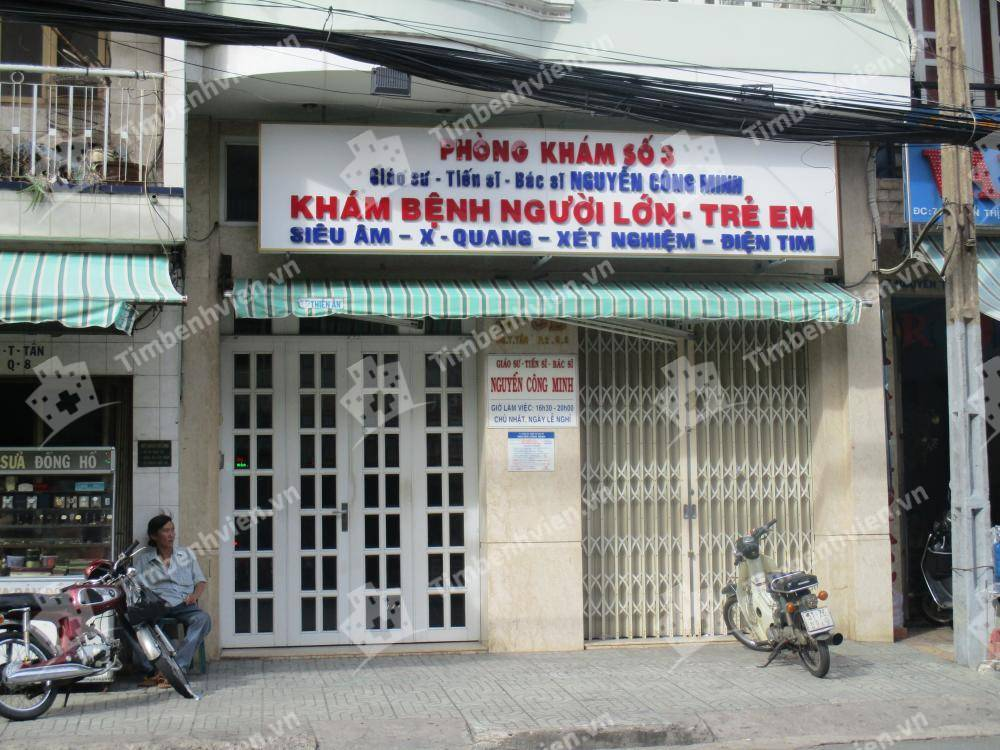 Phòng Khám Số 3 - BS Nguyễn Công Minh