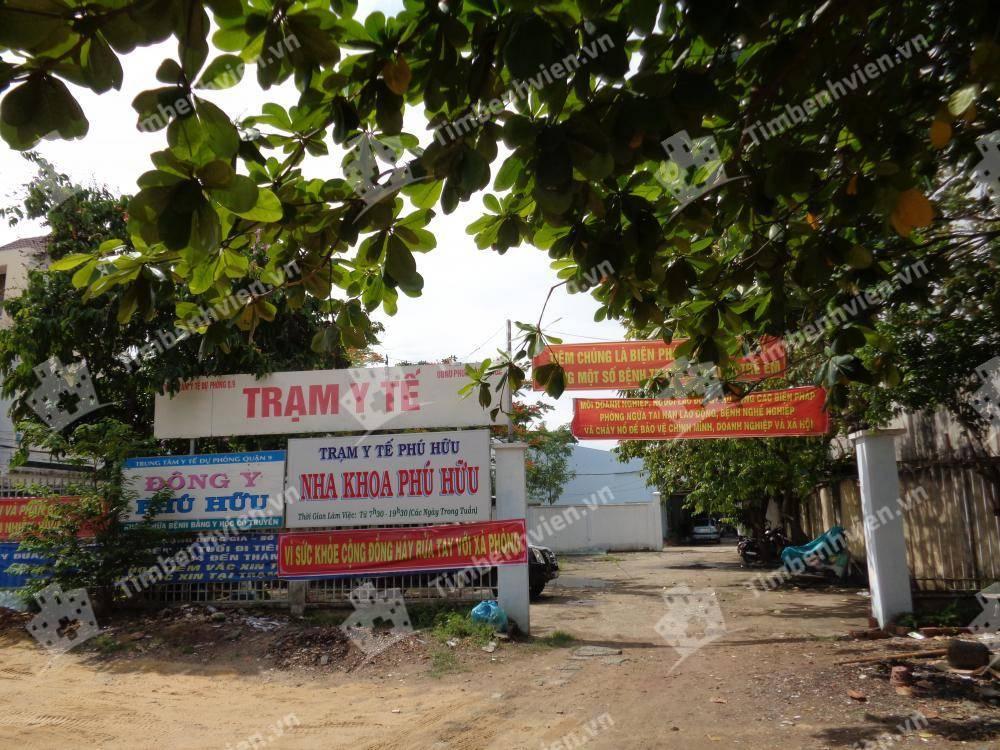 Trạm Y Tế Phường Phú Hữu Quận 9