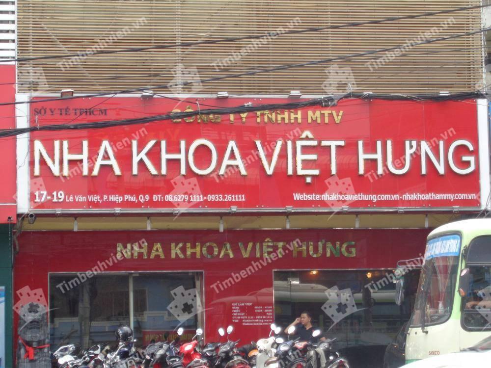 Nha khoa Việt Hưng