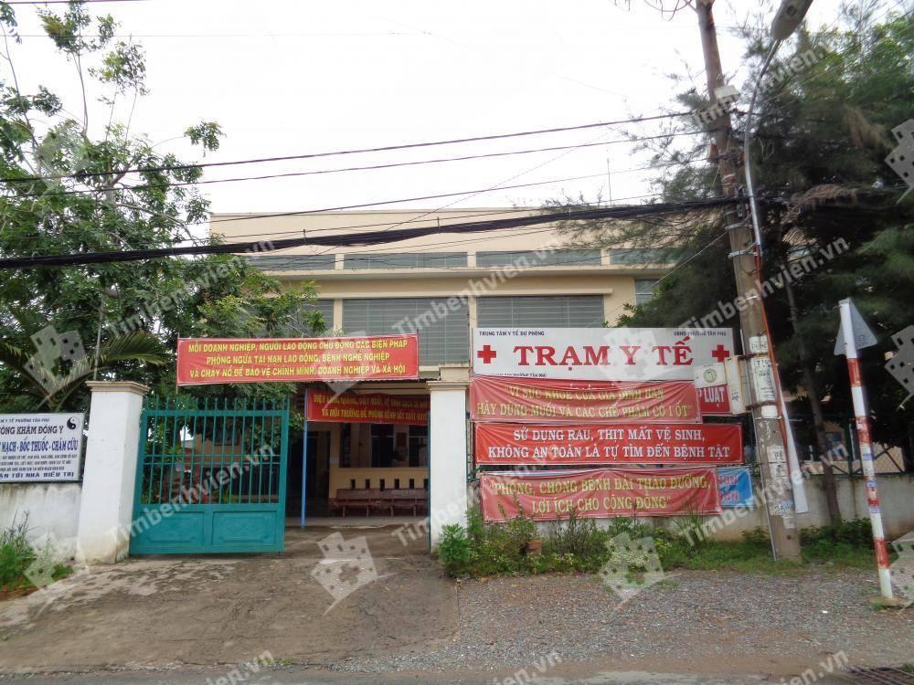 Trạm Y Tế Phường Tân Phú Quận 9