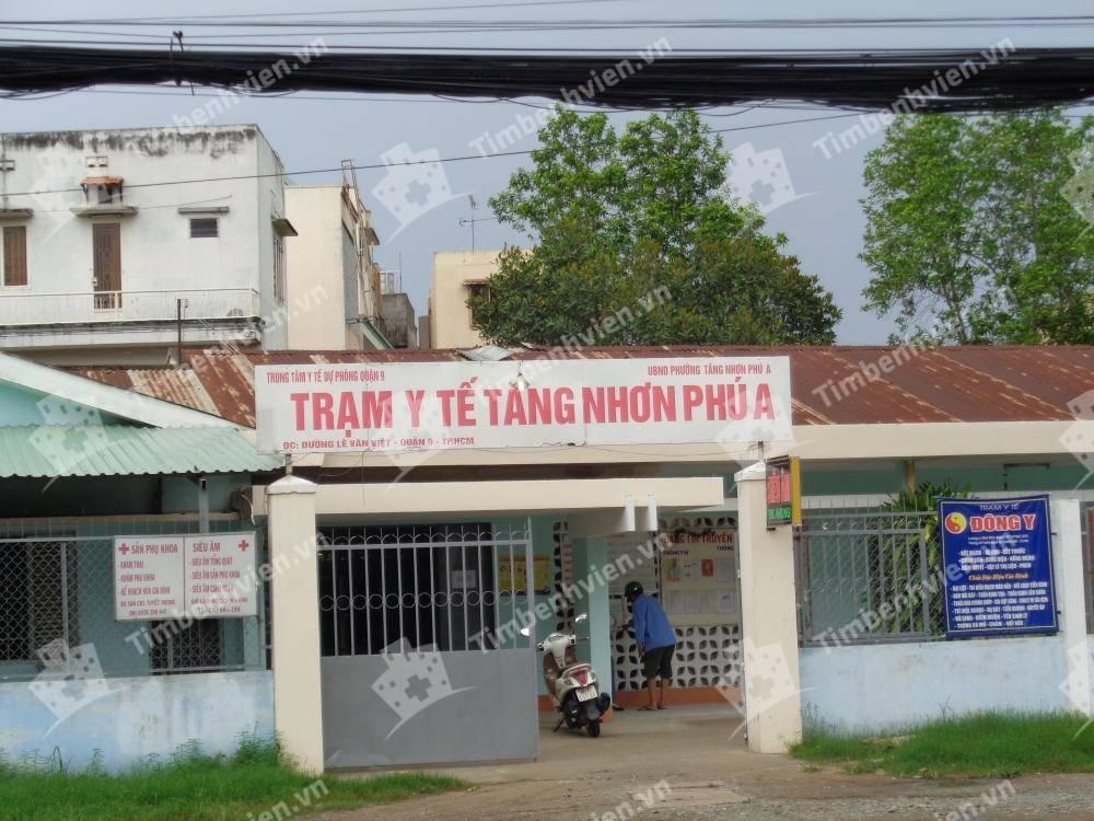 Trạm Y Tế Phường Tăng Nhơn Phú A Quận 9