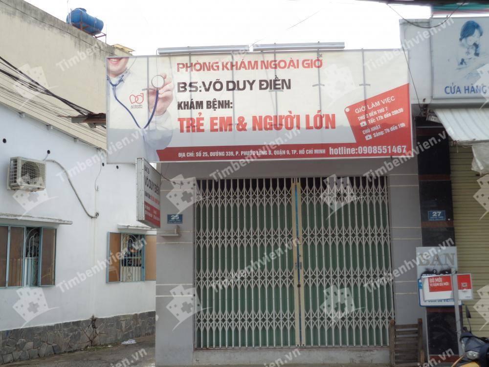 Phòng khám BS Võ Duy Điền