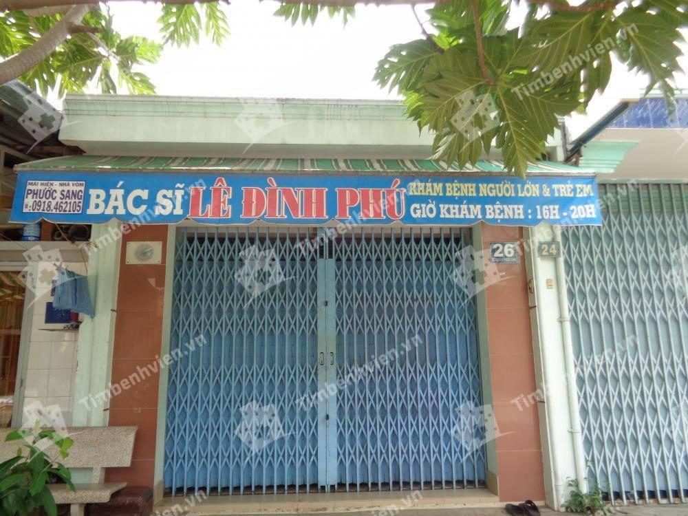 Phòng Khám Chuyên Khoa Nội Tổng Hợp - BS. Lê Đình Phú
