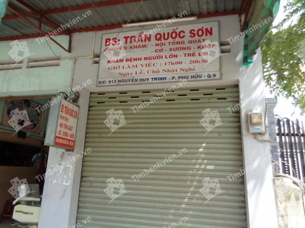 Phòng Khám Chuyên Khoa Nội Tổng Hợp - BS. Trần Quốc Sơn
