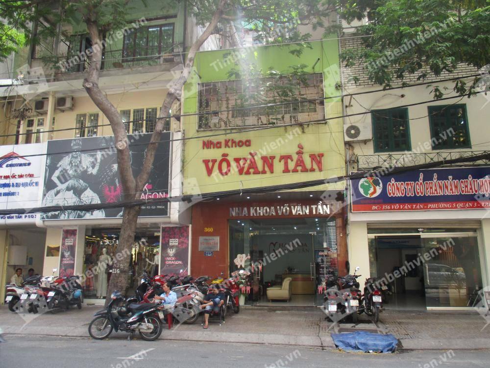Nha khoa Võ Văn Tần