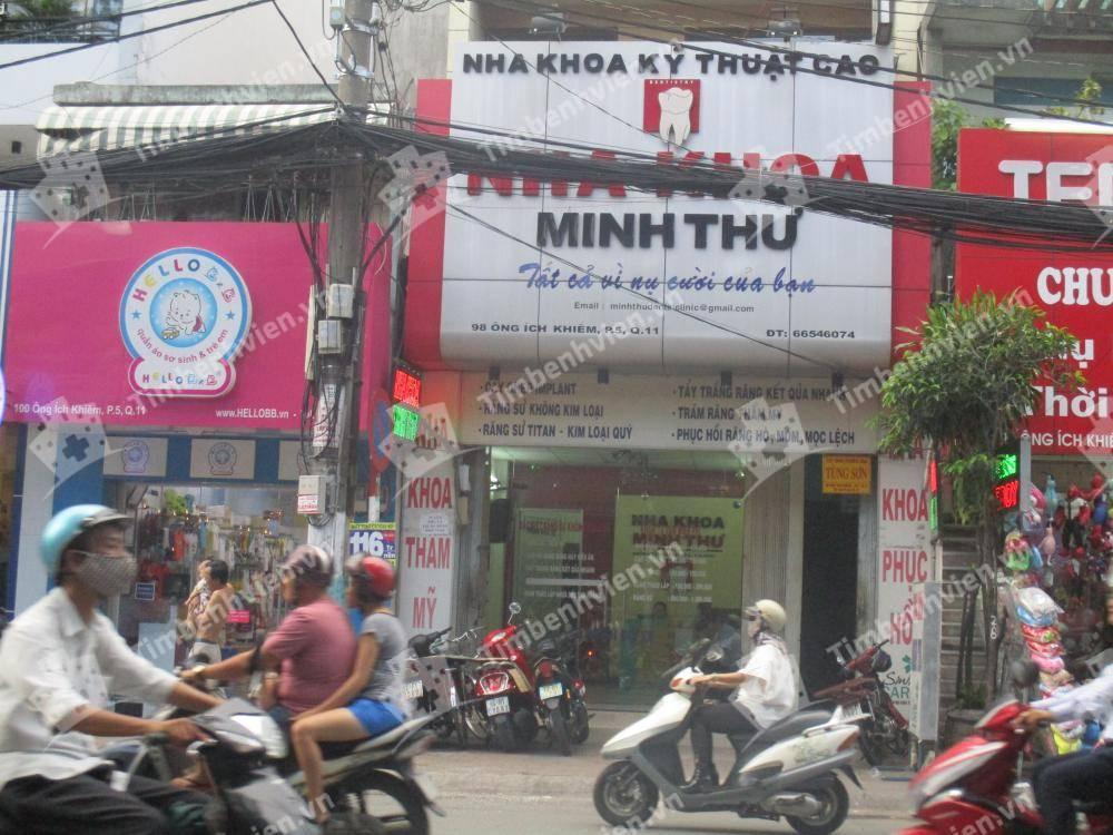 Nha Khoa Minh Thư